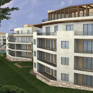 """Апартаментен комплекс """"Бялата панорама Ризорт"""", гр.Бяла"""