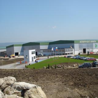 Инсталация за преработка и обезвреждане на твърди битови отпадъци в с.Езерово, Община Белослав