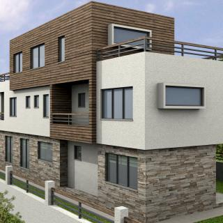Вилна сграда в м.Боровец-Юг, Варна